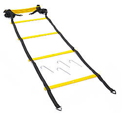 Black Mountain Products Foldable Agility Ladder