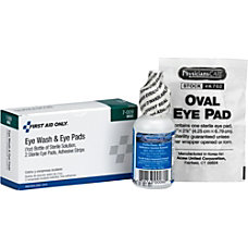 First Aid Only 5 Piece Eye