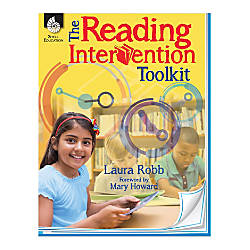 Shell Education The Reading Intervention Tool