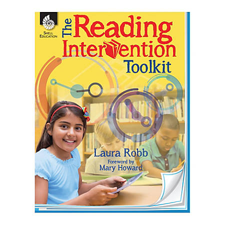 Shell Education The Reading Intervention Tool Kit, Grades 4-8