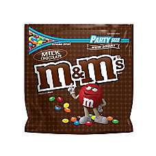 M Ms Milk Chocolate Candies 42
