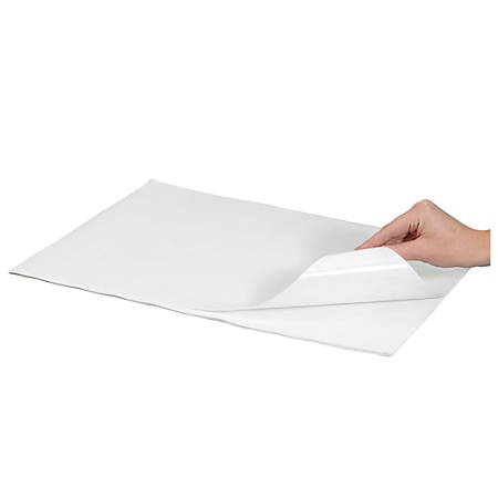 """Office Depot® Brand Freezer Paper Sheets, 15"""" x 15"""", White, Case Of 2,100"""