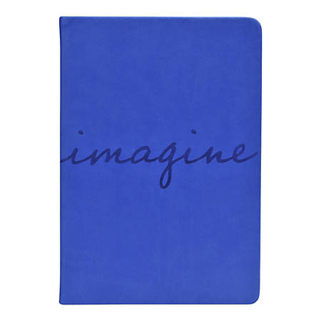 """Eccolo™ Style Journal, 6"""" x 8"""", Assorted Colors"""