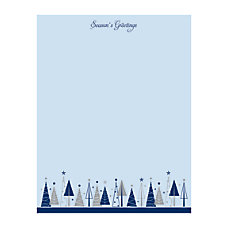 Great Papers Holiday Themed Foil Letterhead