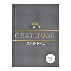 Eccolo Design Print Journal Gratitude Ruled
