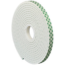 3M 4004 Double Sided Foam Tape