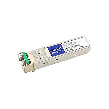 AddOn Ciena NTK590PH Compatible TAA Compliant 1000Base-CWDM SFP Transceiver (SMF, 1530nm, 70km, LC)