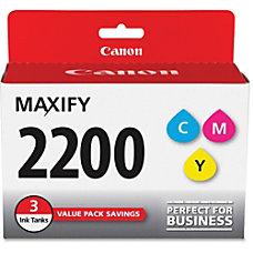 Canon PGI 2200 CMY Original Ink