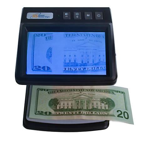 Royal Sovereign RCD-4000D Counterfeit Detector
