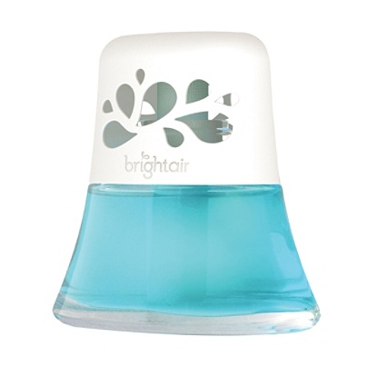 Bright Air Scented Oil Air Freshener, Calm Waters And Spa Scent, 2 5 Oz  Item # 211198