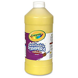 Crayola Washable Tempera Paint 2 lb