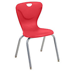 ECR4Kids Contour Stacking Chairs 32 58
