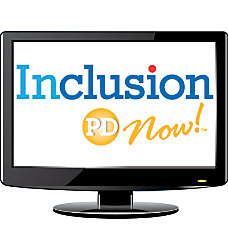 The Master Teacher Inclusion PD Now