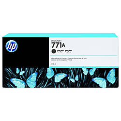 HP 771A Original Ink Cartridge Matte