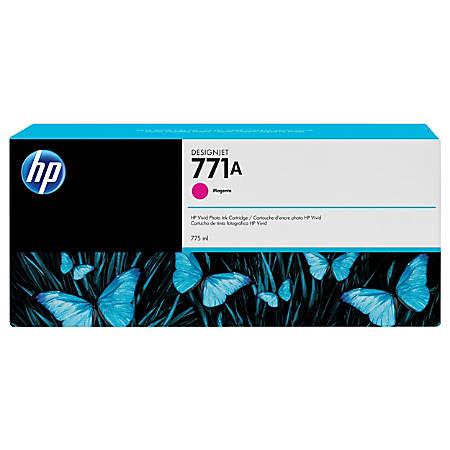 HP 771A Original Ink Cartridge - Magenta