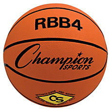 Champion Sports Intermediate Size Basketball Intermediate