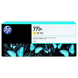 HP 771A Original Ink Cartridge Yellow