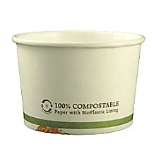 World Centric Paper Bowls 8 Oz