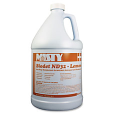 MISTY Biodet ND32 One Step Disinfectant
