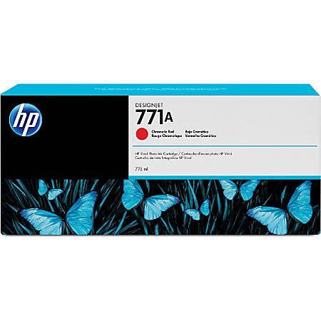 HP 771A Original Ink Cartridge - Single Pack