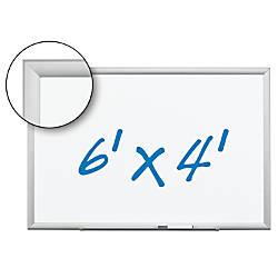 3M Porcelain Magnetic Dry Erase Board