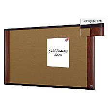 3M Cork Board With Aluminum Frame