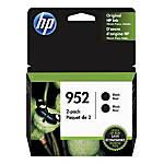HP 952 Black Ink Cartridges Pack