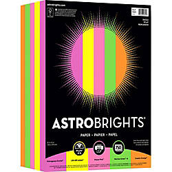 Astro Inkjet Laser Print Colored Paper