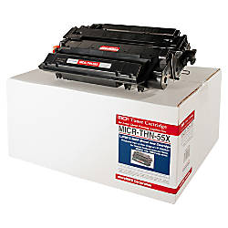 MicroMICR THN 55X HP CE255XD Black