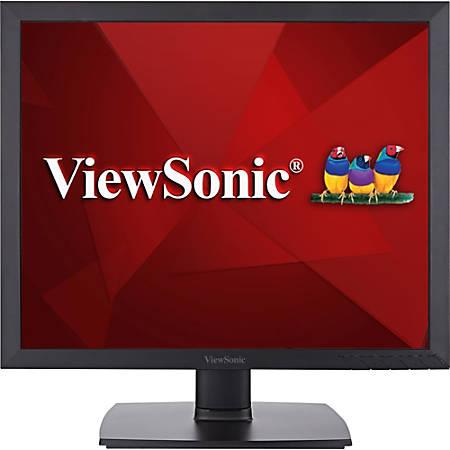"""ViewSonic® 19"""" LED Monitor, VA951S"""
