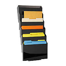 Rubbermaid Classic Hot File System Set