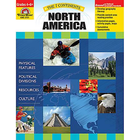 Evan-Moor® The 7 Continents, North America