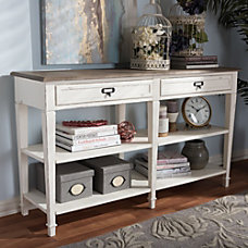 Baxton Studio Jae Console Table Off
