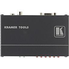 Kramer Video Scaler