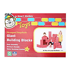 Smart Monkey ImagiBRICKS Giant 16 Piece