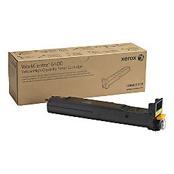 Xerox 106R01319 High Yield Yellow Toner