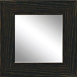 PTM Images Framed Mirror Wood 20