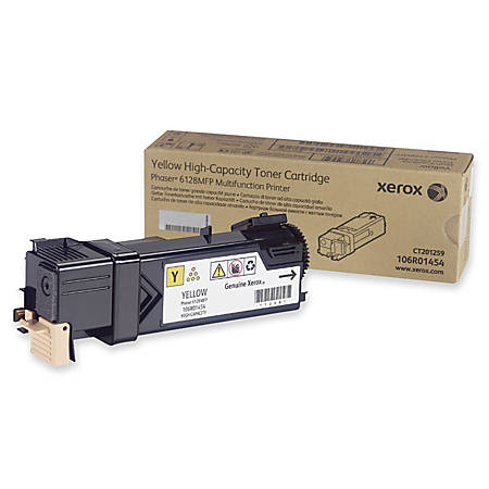 Xerox® 106R01454 Yellow Toner Cartridge