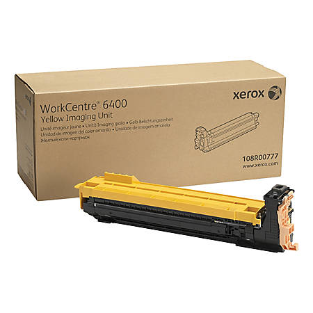 Xerox® 108R00777 Yellow Drum Unit