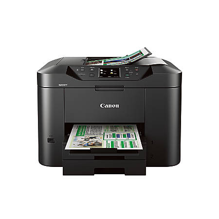 how to change wifi connection on canon printer