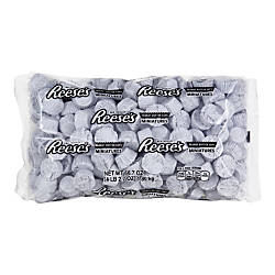 Reeses Miniature Peanut Butter Cups White