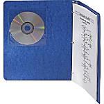 Fellowes Self Adhesive CD Holder Pack