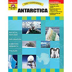 Evan Moor The 7 Continents Antarctica