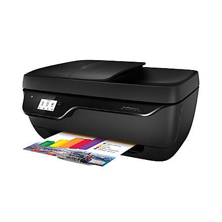 HP OfficeJet 3833 Wireless Color Inkjet All In One Printer Copier