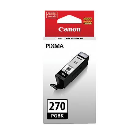 Canon PGI-270 Black Ink Tank (0373C001)