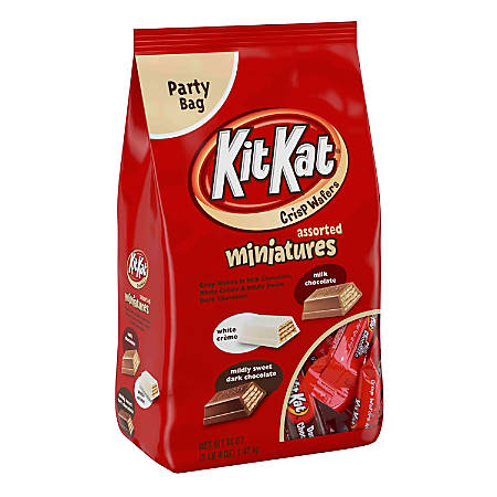 Kit Kat Minis Assortment Bag, 36 Oz
