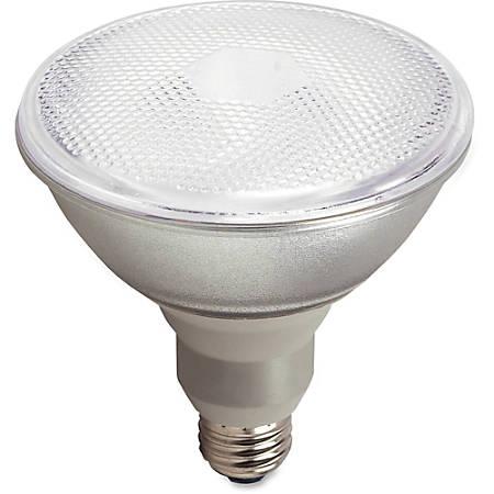 Satco CFL PAR38 Reflector Floodlight, 23 Watts