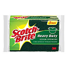 Scotch Brite HD 3 Heavy Duty