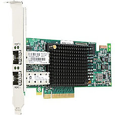 HPE StoreFabric SN1100E 16Gb Dual Port