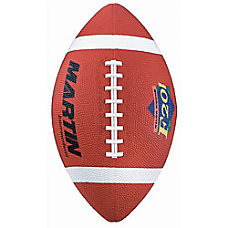 Martin Football Intermediate Size